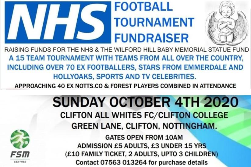 Football Tournament – NHS