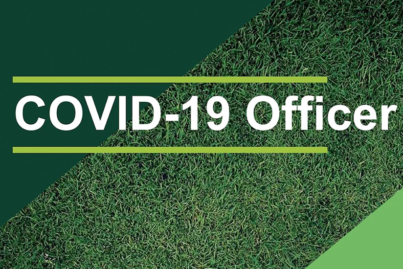 Clifton FC – COVID RULES